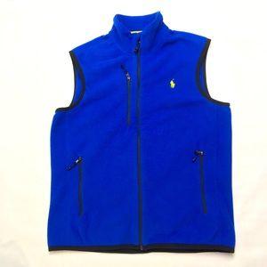 Polo Ralph Lauren Men's Performance Fleece Blue M